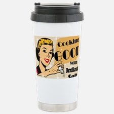 COOKING-GOOD-14x10_LARGE-FRAMED Travel Mug