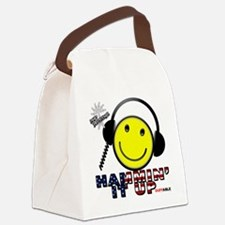 HAMMIN IT UP Canvas Lunch Bag