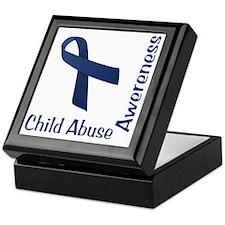Child_abuse_Awareness_wht Keepsake Box