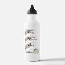 amcfinaltoast4dk Water Bottle