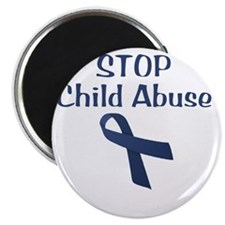 Child_Abuse_hurt_wht Magnet