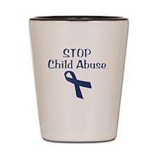 Child_Abuse_hurt_wht Shot Glass