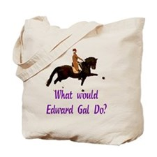 whatwouldgaldotrans Tote Bag