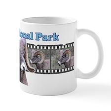 Jasper Park Bighorn Sheep Mug