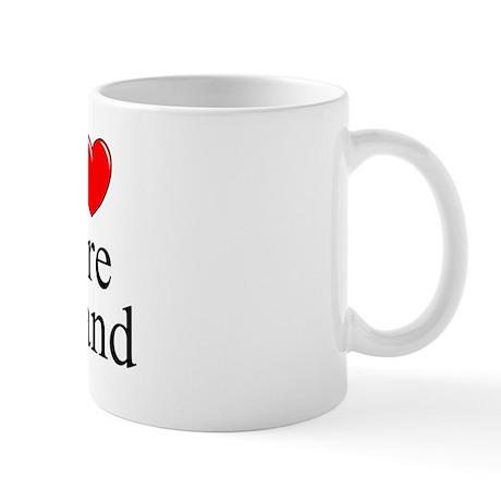 """I Love Fire Island"" Mug"