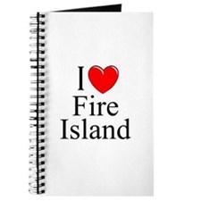 """I Love Fire Island"" Journal"