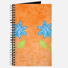 flipFlopsBlueFlower Journal