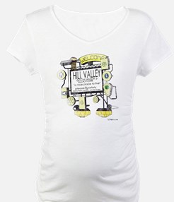 Welcome to Hill Valley Shirt