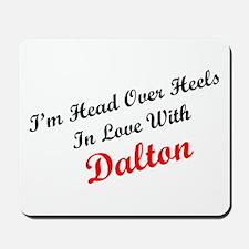 In Love with Dalton Mousepad