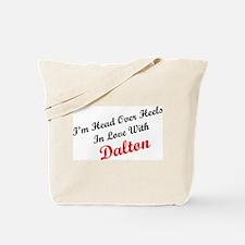 In Love with Dalton Tote Bag