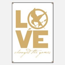 love changed the games Banner