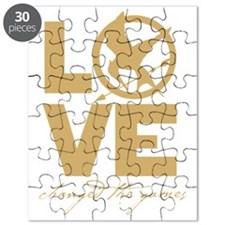 love changed the games Puzzle