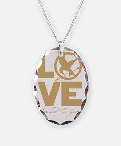love changed the games Necklace