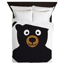 Bear B 04_2012 2c Queen Duvet