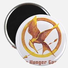 The Hunger Games Orange 2 Magnet