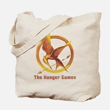 The Hunger Games Orange 2 Tote Bag
