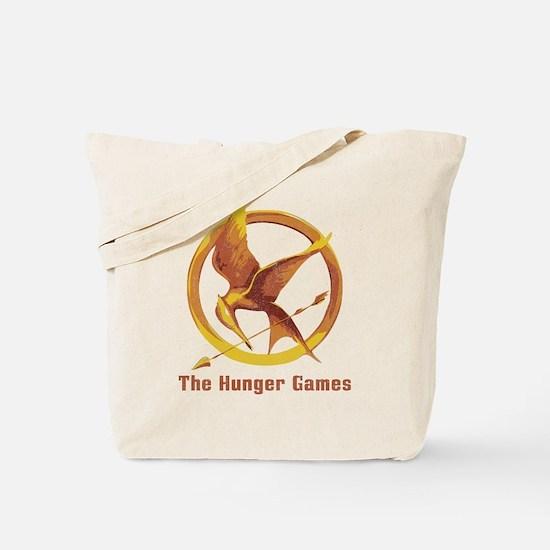 The Hunger Games Orange 2 Tote Bag