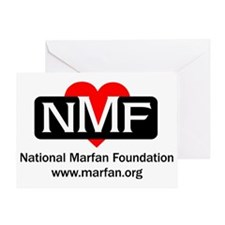 NMF LOGOwww Greeting Card
