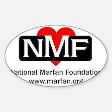 NMF LOGOwww Decal