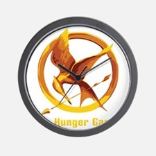The Hunger Games 2 Wall Clock