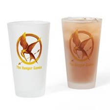 The Hunger Games 2 Drinking Glass