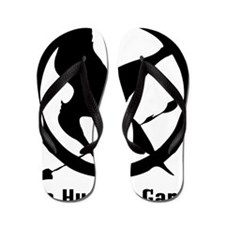 The Hunger Games 3 Flip Flops