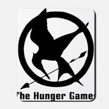 The Hunger Games 3 Mousepad