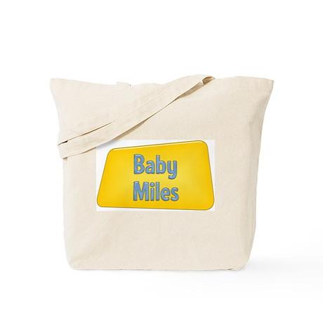 Baby Miles Tote Bag