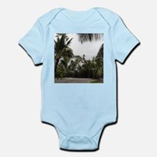 Palms in the Sand Body Suit