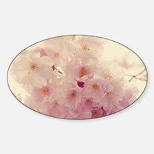 blossoms large Decal