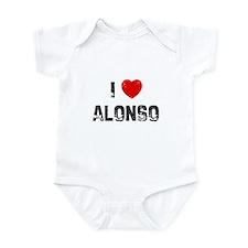 I * Alonso Infant Bodysuit