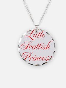 Little Scottish Princess Necklace