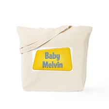 Baby Melvin Tote Bag