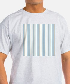 Shower Painted stripes blue T-Shirt
