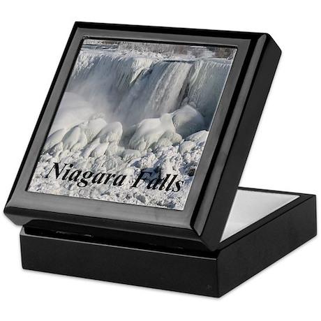 Niagara Falls Keepsake Box