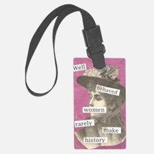 wellbehaved Luggage Tag