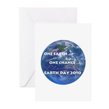 Earth Day 2008 Greeting Cards (Pk of 10)