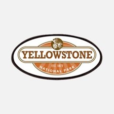 Yellowstone National Park Patches