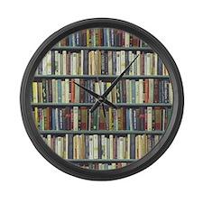 Bookshelf7100 Large Wall Clock