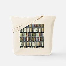 Bookshelf7100 Tote Bag