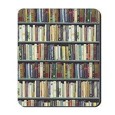 Bookshelf7100 Mousepad