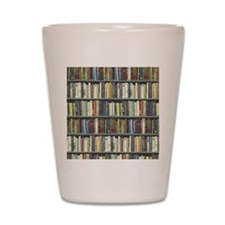 Bookshelf7100 Shot Glass