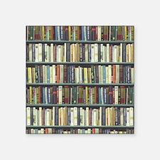 "Bookshelf7100 Square Sticker 3"" x 3"""