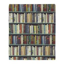 Bookshelf7100 Throw Blanket
