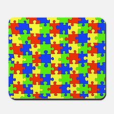 uniquepuzzle-10x8 Mousepad