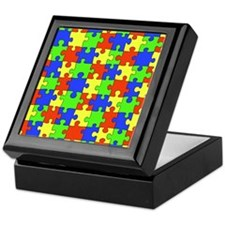 uniquepuzzle-10x8 Keepsake Box
