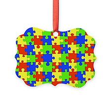 uniquepuzzle-10x8 Ornament