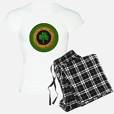 CELTIC-SHAMROCK-3-INCH-BUTT Pajamas
