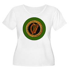 CELTIC-HARP-3 T-Shirt