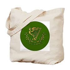 ERIN-GO-BRAGH-3-INCH-BUTTON Tote Bag